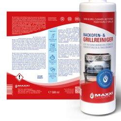 Backofen- und Grillreiniger 500 ml