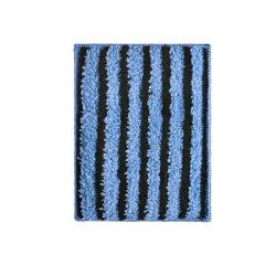 antibakterieller Schwamm 10 cm x 13 cm blau