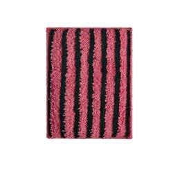 antibakterieller Schwamm 10 cm x 13 cm rot